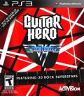 Guitar Hero: Van Halen PlayStation 3 Front Cover