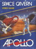 Space Cavern Atari 2600 Front Cover