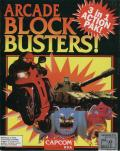 Arcade Blockbusters!  DOS Front Cover