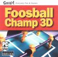 Foosball Champ 3D Windows Front Cover