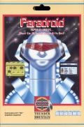 Paradroid Commodore 64 Front Cover