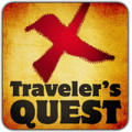 Traveler's Quest iPhone Front Cover 1.0 Icon
