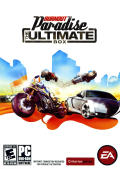Burnout: Paradise - The Ultimate Box Windows Front Cover