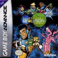 Alienators: Evolution Continues Game Boy Advance Front Cover