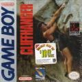 Cliffhanger Game Boy Front Cover