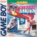 Winter Olympic Games: Lillehammer '94 Game Boy Front Cover