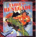 Target: Renegade Commodore 64 Front Cover