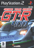 GT-R 400 PlayStation 2 Front Cover