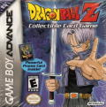 Dragon Ball Z Collectible Card Game Game Boy Advance Front Cover