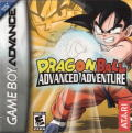 Dragon Ball: Advanced Adventure Game Boy Advance Front Cover