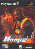 NBA Hoopz PlayStation 2 Front Cover