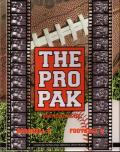 The Pro Pak DOS Front Cover
