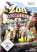 Zoo Hospital Wii Front Cover
