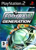 Football Generation PlayStation 2 Front Cover
