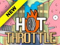 Hot Throttle Browser Front Cover