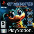Creatures: Raised in Space PlayStation Front Cover