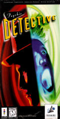Psychic Detective 3DO Front Cover
