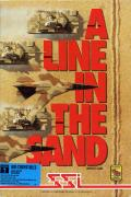 A Line in the Sand DOS Front Cover