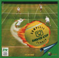 Davis Cup Complete Tennis DOS Front Cover