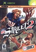 NFL Street 2 Xbox Front Cover