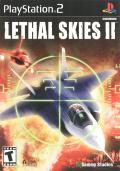 Lethal Skies II PlayStation 2 Front Cover