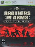 Brothers in Arms: Hell's Highway (Limited Edition) Xbox 360 Front Cover