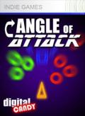 Angle of Attack Xbox 360 Front Cover