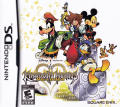 Kingdom Hearts: Re:coded Nintendo DS Front Cover
