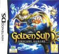 Golden Sun: Dark Dawn Nintendo DS Front Cover