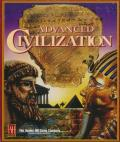 Advanced Civilization DOS Front Cover