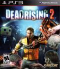 Dead Rising 2 PlayStation 3 Front Cover