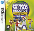 Guinness World Records: The Videogame Nintendo DS Front Cover