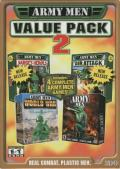 Army Men Value Pack 2 Windows Front Cover