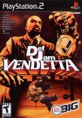 Def Jam: Vendetta PlayStation 2 Front Cover