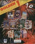 Golden Collection 1 DOS Front Cover