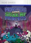 Monsters (Probably) Stole My Princess Xbox 360 Front Cover