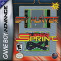 Spy Hunter / Super Sprint Game Boy Advance Front Cover