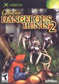 Cabela's Dangerous Hunts 2 Xbox Front Cover