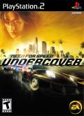 Need for Speed: Undercover PlayStation 2 Front Cover