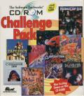 The Software Toolworks CD ROM Challenge Pack DOS Front Cover