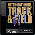 International Track & Field PlayStation 3 Front Cover