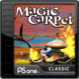 Magic Carpet PlayStation 3 Front Cover