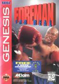 Foreman for Real Genesis Front Cover