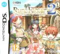 Rune Factory 2: A Fantasy Harvest Moon Nintendo DS Front Cover