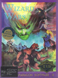 Wizard Wars DOS Front Cover