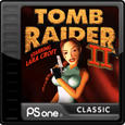 Tomb Raider II Starring Lara Croft PlayStation 3 Front Cover