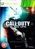 Call of Duty: Black Ops (Hardened Edition) Xbox 360 Front Cover