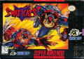 SWAT Kats: The Radical Squadron SNES Front Cover