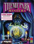 Theme Park Mystery DOS Front Cover