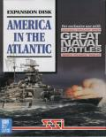 Great Naval Battles: North Atlantic 1939-43 - America in the Atlantic DOS Front Cover